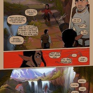Chapter 7-9 Cartoon Porn Comic Incase Comics 188