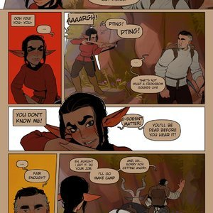 Chapter 7-9 Cartoon Porn Comic Incase Comics 193