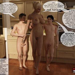 Mom And Boys Sex Comic