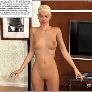 Sister Love Cartoon Porn Comic IncestChronicles3D Comics 026