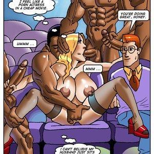 Charity Couple Porn Comic Interracial-Comics 010