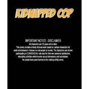 Porn Comics - Kidnapped Cop PornComix