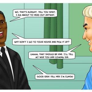Modern Stepfather Cartoon Comic Interracial-Comics 003