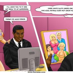 Modern Stepfather Cartoon Comic Interracial-Comics 007