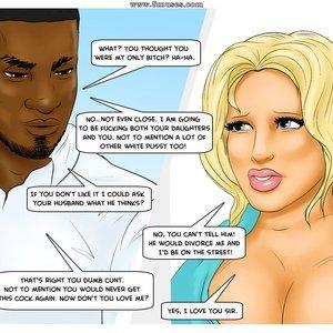 Modern Stepfather Cartoon Comic Interracial-Comics 060