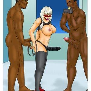 Modern Stepfather Cartoon Comic Interracial-Comics 071