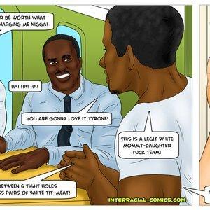 Modern Stepfather Cartoon Comic Interracial-Comics 081