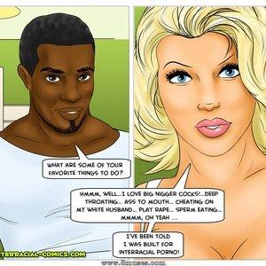 Modern Stepfather Cartoon Comic Interracial-Comics 084