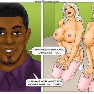 Modern Stepfather Cartoon Comic Interracial-Comics 105