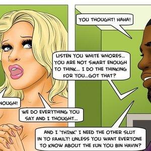 Modern Stepfather Cartoon Comic Interracial-Comics 106