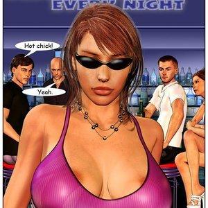 The Adventures of Helen Sex Comic Interracial-Comics 004
