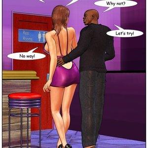 The Adventures of Helen Sex Comic Interracial-Comics 008