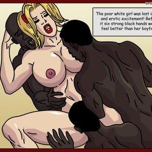 The Road Trip - Amy and Brooke Porn Comic Interracial-Comics 010