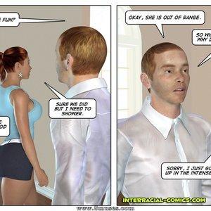 To Catch a Cuckoldress Porn Comic Interracial-Comics 009