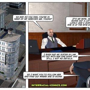 To Catch a Cuckoldress Porn Comic Interracial-Comics 011