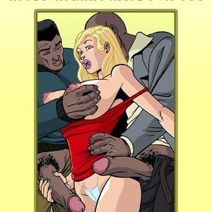 Wives Wanna Have Fun Too PornComix Interracial-Comics 001