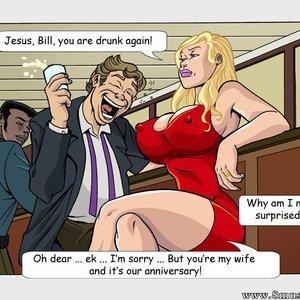 Wives Wanna Have Fun Too PornComix Interracial-Comics 002