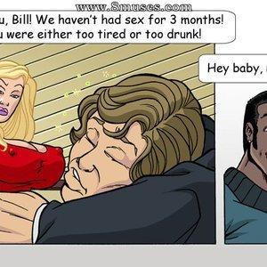 Wives Wanna Have Fun Too PornComix Interracial-Comics 004