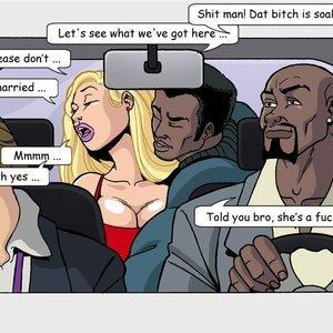 Wives Wanna Have Fun Too PornComix Interracial-Comics 006