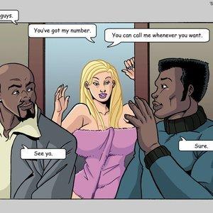 Wives Wanna Have Fun Too PornComix Interracial-Comics 024