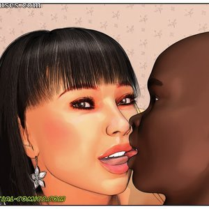 XXX Wife PornComix Interracial-Comics 007