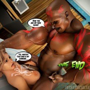 Cheating Hotwife Interracial Dating Adventure Cartoon Porn Comic