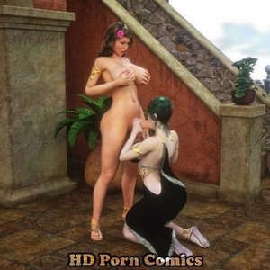 Porn Comics - Goddess Fun Cartoon Porn Comic