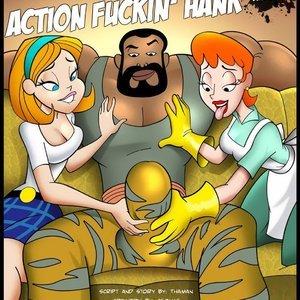Porn Comics - Action Hank – Issue 1 Cartoon Comic
