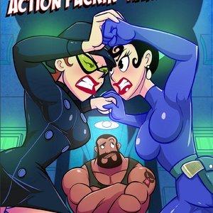 Porn Comics - Action Hank – Issue 2 Porn Comic