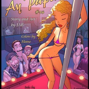 Ay Papi - Issue 14 Cartoon Comic JAB Comics 001