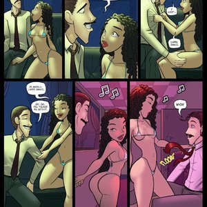 Ay Papi - Issue 14 Cartoon Comic JAB Comics 006
