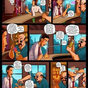 Ay Papi - Issue 16 Cartoon Porn Comic JAB Comics 016