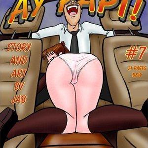 Porn Comics - Ay Papi – Issue 7 Porn Comic