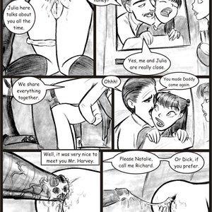 Ay Papi - Issue 7 Porn Comic JAB Comics 013