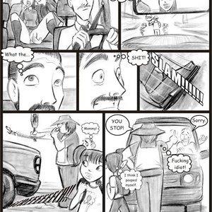 Ay Papi - Issue 7 Porn Comic JAB Comics 021
