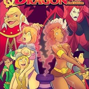 Porn Comics - DaYounguns  Dragon – Issue 2 Porn Comic