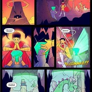 DaYounguns  Dragon - Issue 2 Porn Comic JAB Comics 017