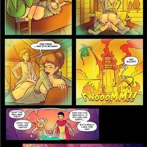 DaYounguns  Dragon - Issue 2 Porn Comic JAB Comics 018