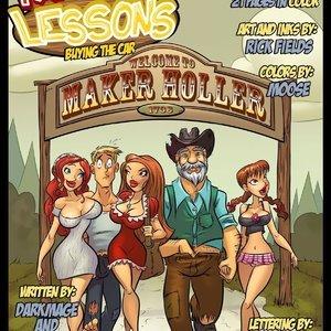Porn Comics - Farm Lessons – Issue 17 Cartoon Comic