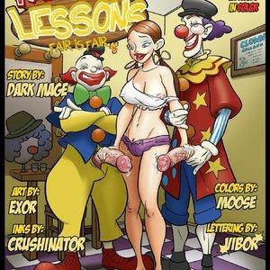Porn Comics - Farm Lessons – Issue 18 Porn Comic