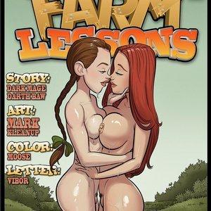 Porn Comics - Farm Lessons – Issue 19 Cartoon Porn Comic
