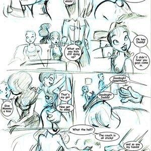 Farm Lessons - Issue 2 Sex Comic JAB Comics 006