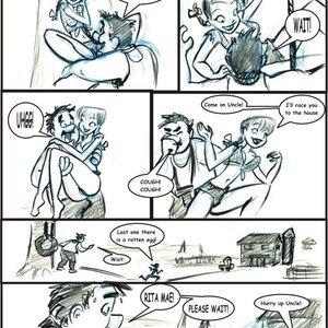Farm Lessons - Issue 8 Cartoon Porn Comic JAB Comics 006
