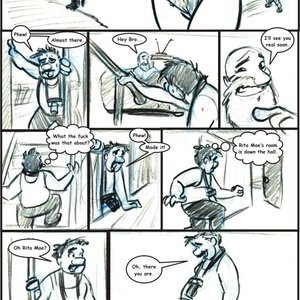 Farm Lessons - Issue 8 Cartoon Porn Comic JAB Comics 007