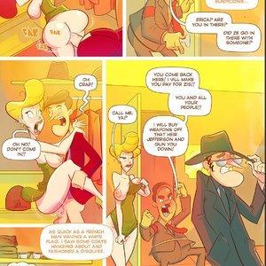 Grumpy Old Man Jefferson 3 Sex Comic JAB Comics 010