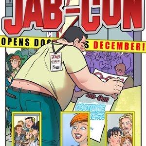 Porn Comics - JAB Con – Issue 2 Porn Comic