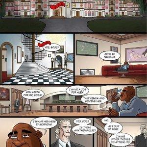 Omega Girl - Issue 1 Sex Comic JAB Comics 007