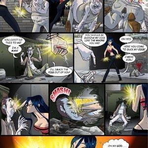 Omega Girl - Issue 1 Sex Comic JAB Comics 010