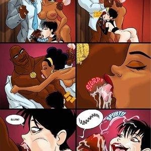 Omega Girl - Issue 1 Sex Comic JAB Comics 015