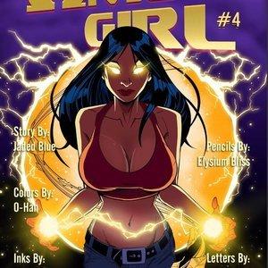 Porn Comics - Omega Girl – Issue 4 Sex Comic